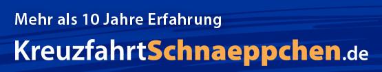 Mehr als 10 Jahre Erfahrung - KreuzfahrtSchnaeppchen.de